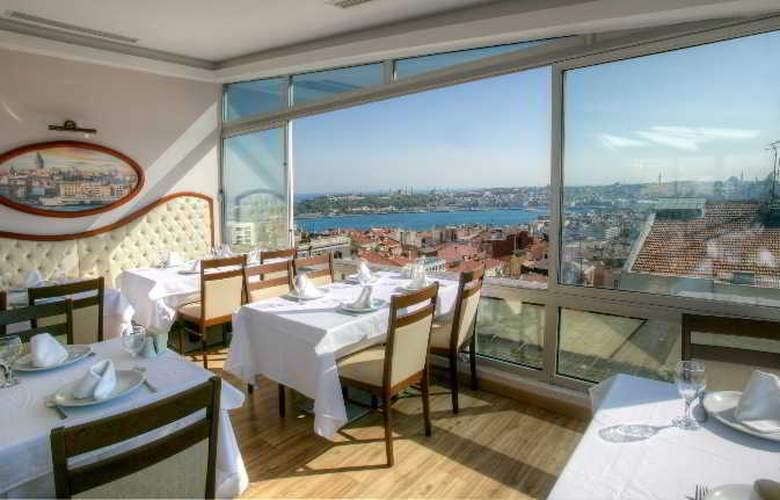 Villa Zurich - Restaurant - 15