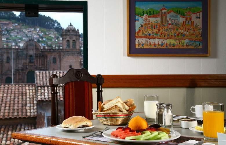 Casa Andina Classic Cusco Plaza - Restaurant - 4