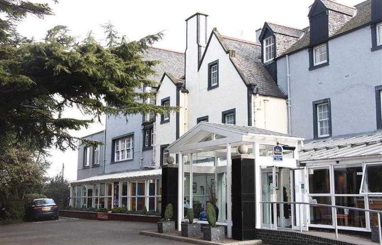 Best Western Kings Manor Hotel - Hotel - 102
