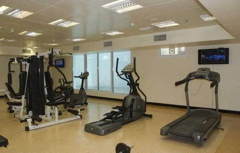 Avari Hotel Apartments Al Barsha - Sport - 2