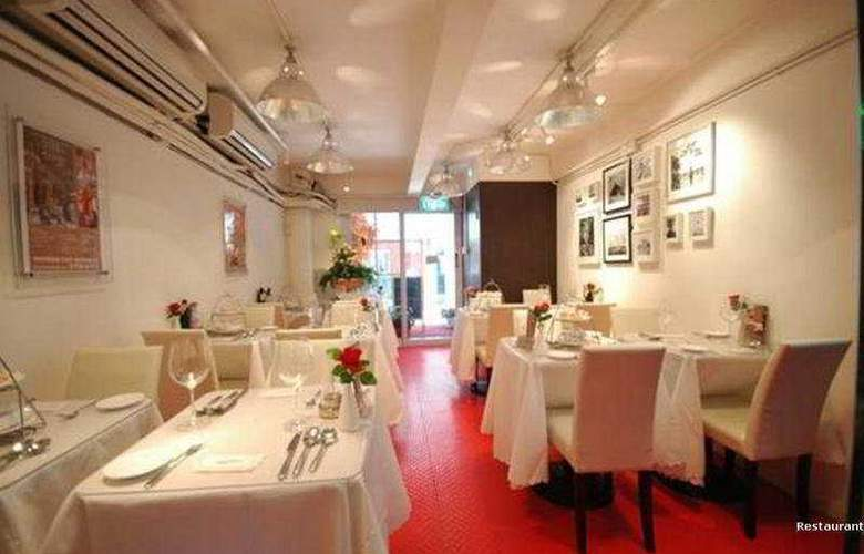 Bridal Tea House  Aberdeen - Restaurant - 3