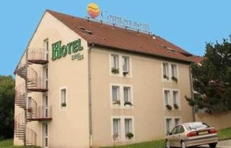 Comfort Hotel Lons-le-saunier - General - 2