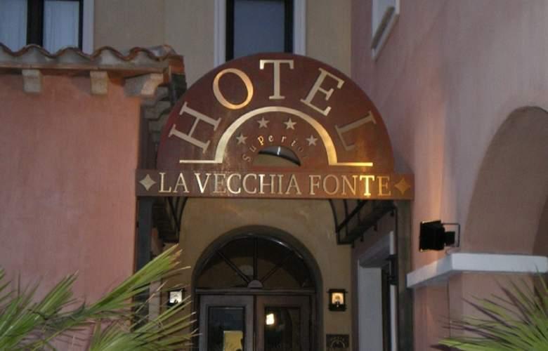 La Vecchia Fonte - Hotel - 0