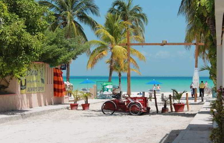 Cabañas Maria del Mar - Beach - 9