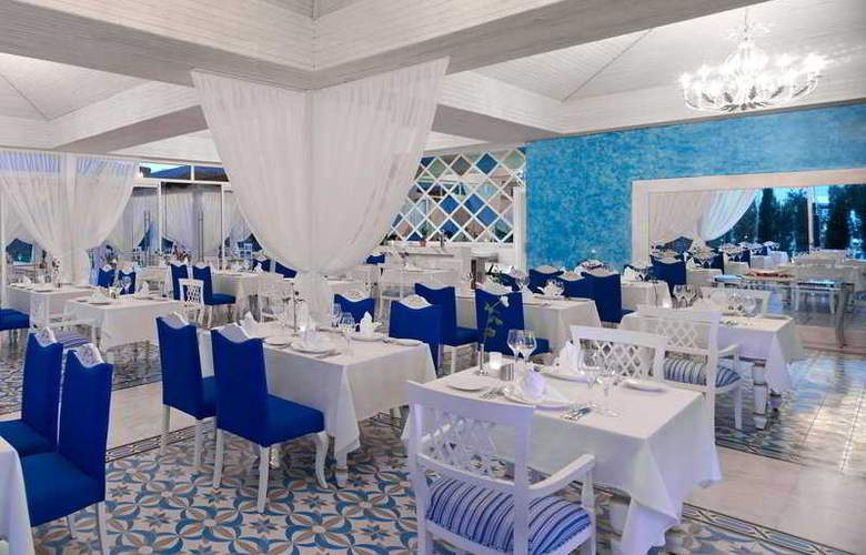 Maxx Royal Belek Golf Resort - Restaurant - 13