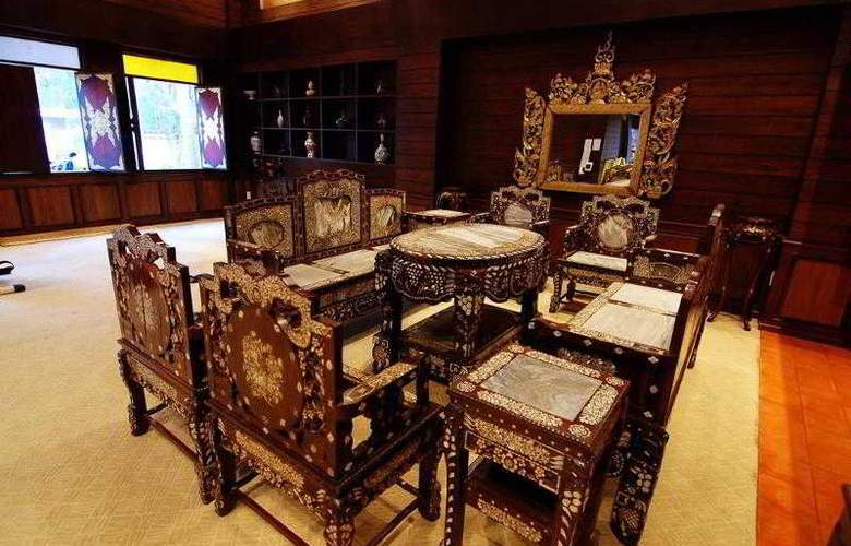 Singha Montra Lanna Boutique Style - Hotel - 6