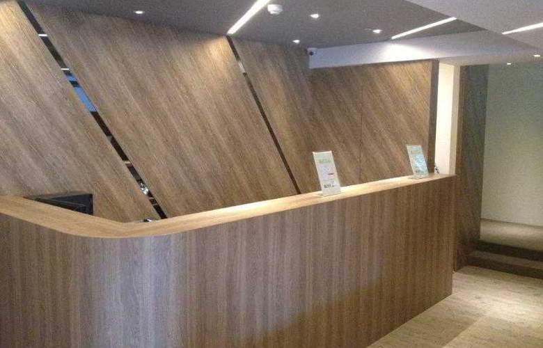 Chaiin Hotel - Dongmen - Restaurant - 3