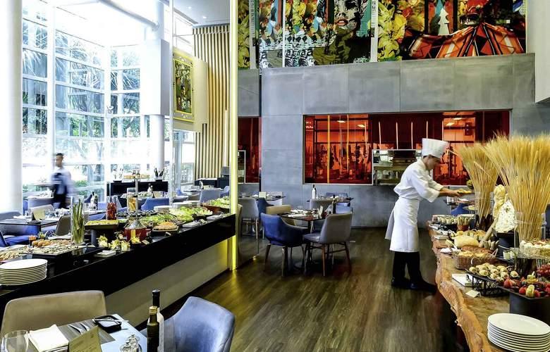 Pullman Sao Paulo Vila Olimpia - Restaurant - 5