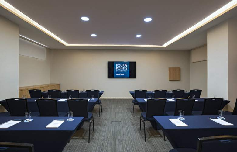 Four Points by Sheraton Cancun Centro - Conference - 24