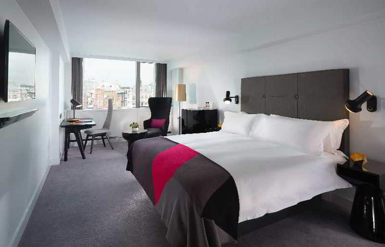 Mondrian London - Room - 18
