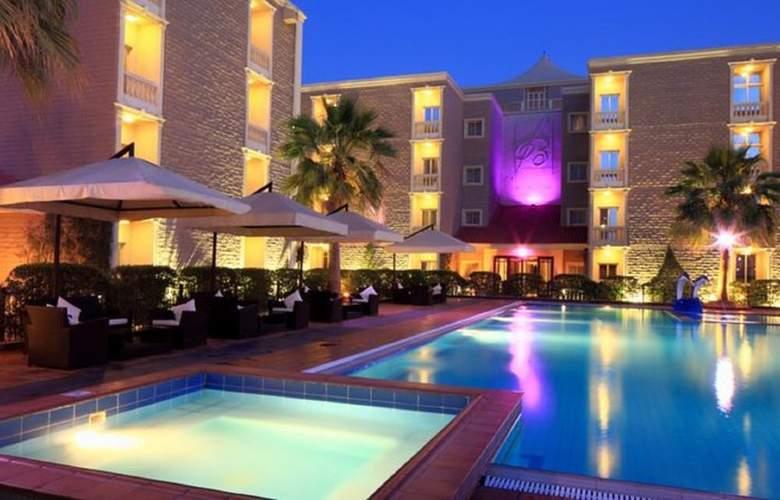 Boudl Gardenia Resort - Hotel - 0