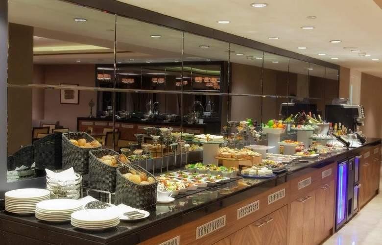 CVK Park Bosphorus Istanbul - Restaurant - 75