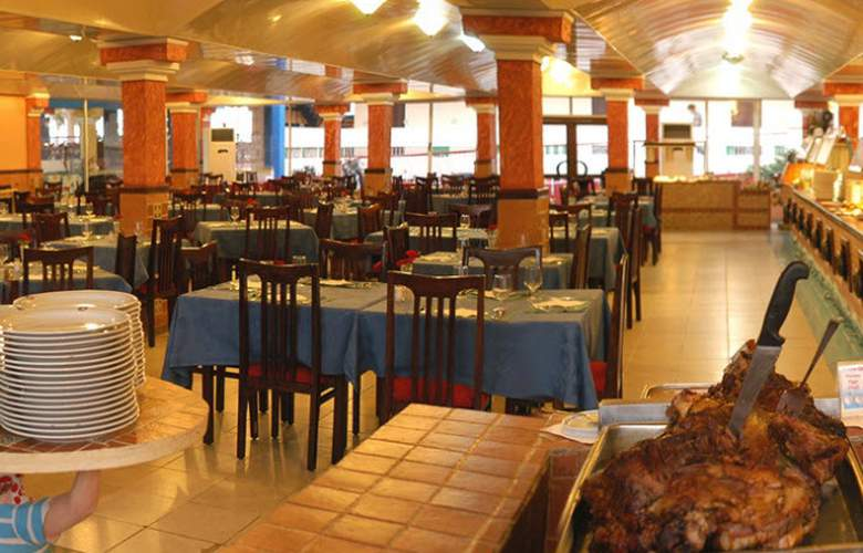 Club Amigo Costasur - Restaurant - 5
