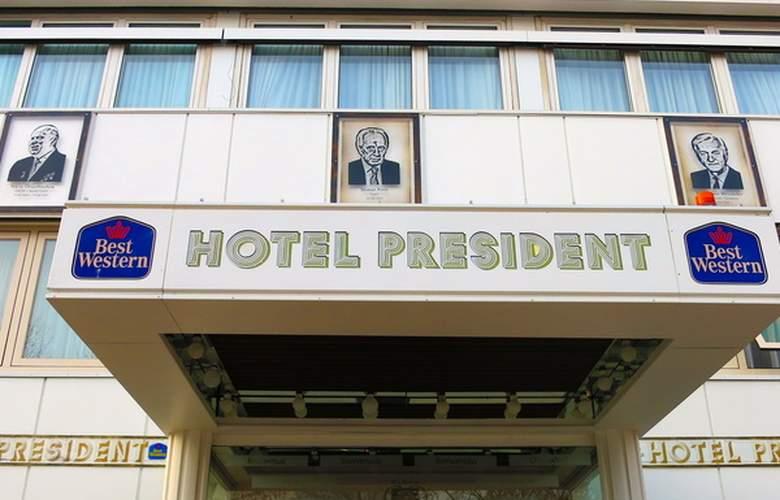 Best Western Hotel President - Hotel - 0