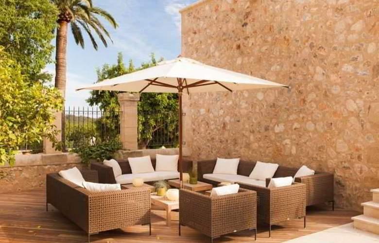Castell Son Claret - Terrace - 5