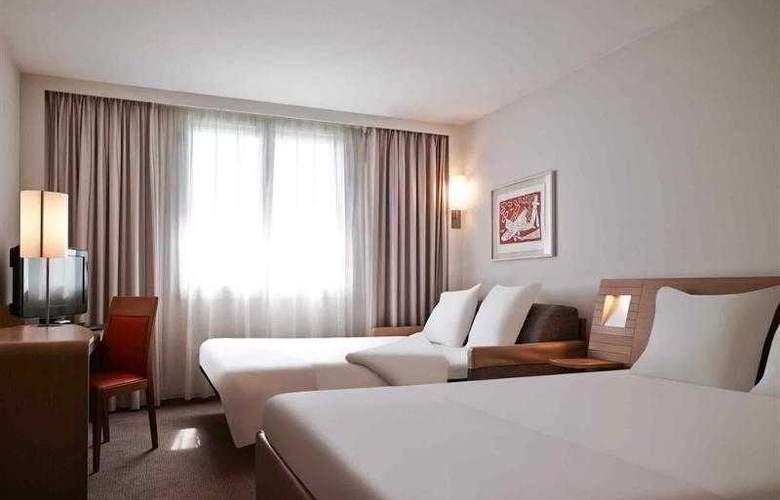 Novotel Convention & Wellness Roissy CDG - Hotel - 57