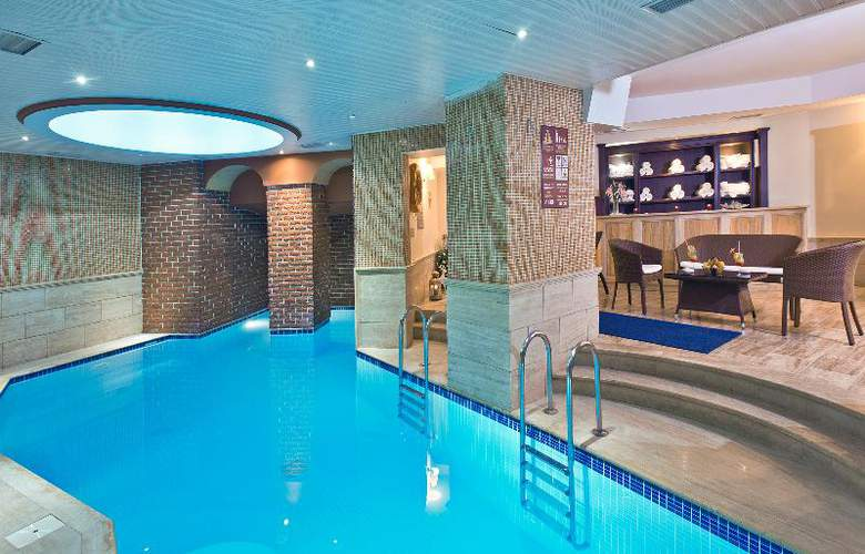 Orient Express Hotel - Sirkeci Group - Pool - 28