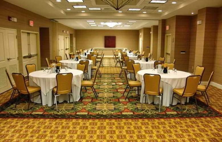 Hilton Garden Inn Meridian - Conference - 6