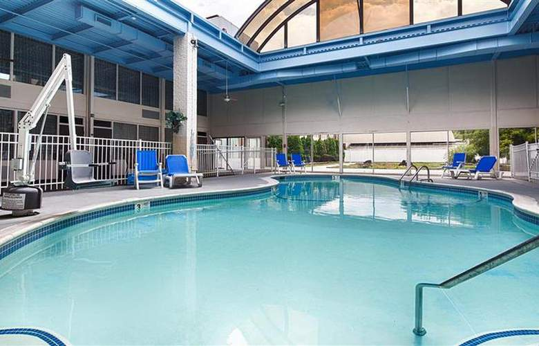 Best Western Albany Airport - Pool - 30