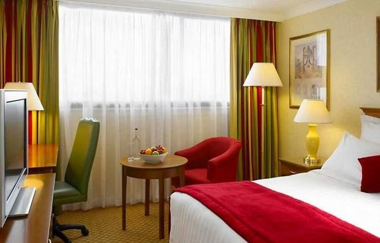 Glasgow Marriott - Room - 2