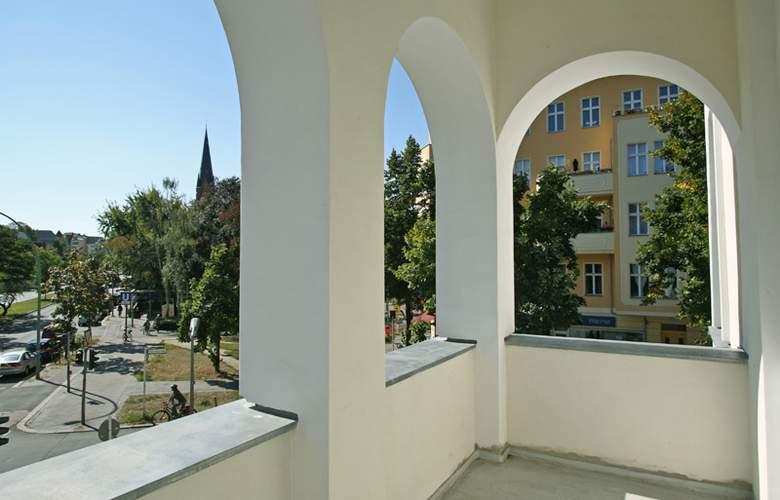 Exe Hotel Klee Berlin - Terrace - 19