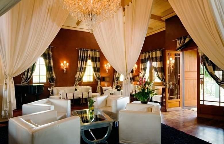 Jardin d'Ines - Restaurant - 9