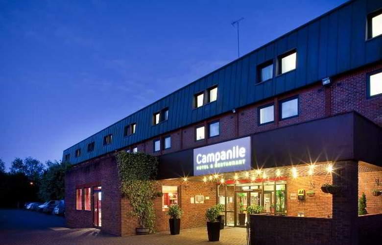 Campanile Swindon - Hotel - 10
