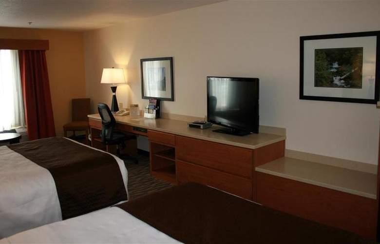Best Western Plus Park Place Inn - Room - 119