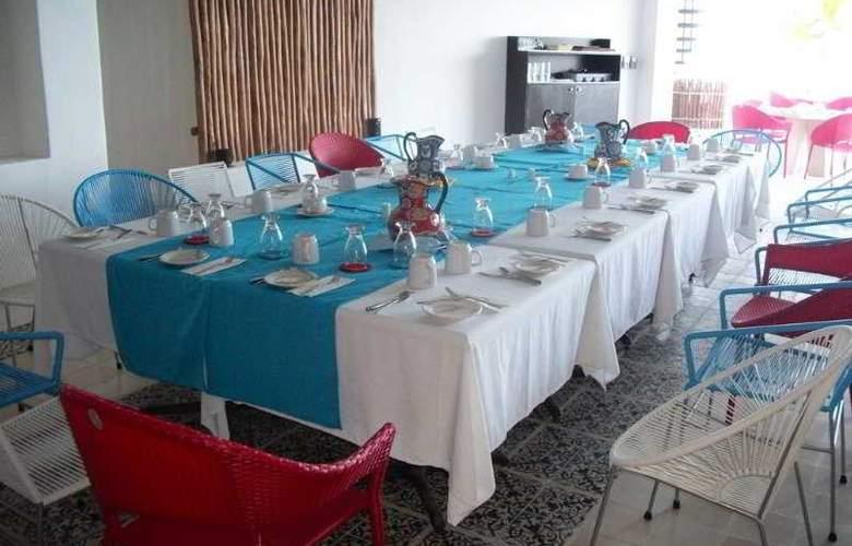 B Cozumel - Restaurant - 7