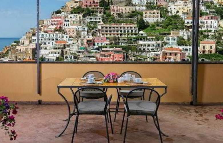 Palazzo Margherita Positano - Terrace - 7