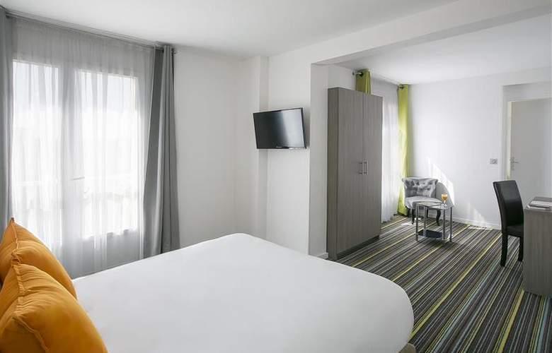 Best Western Paris Italie - Room - 1