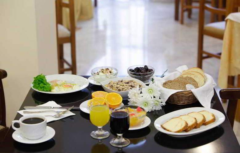 Alexiou hotel - Restaurant - 23