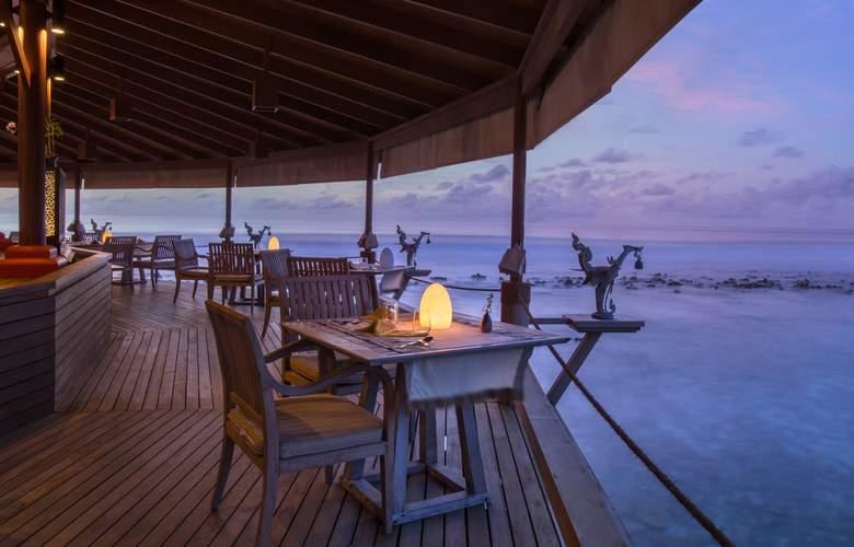 Anantara Veli Maldives Resorts - Restaurant - 35