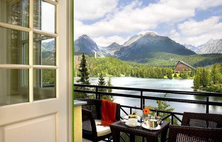 Grand Hotel Kempinski High Tatras - Room - 17