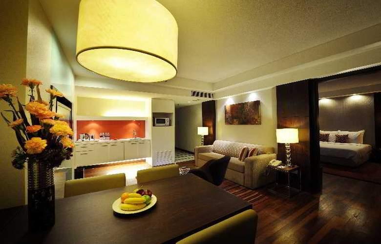 Seri Pacific Hotel Kuala Lumpur - Room - 2
