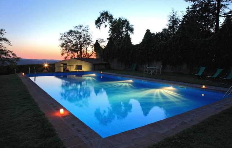 Borgo Castelvecchi Residenza D´Epoca - Pool - 9