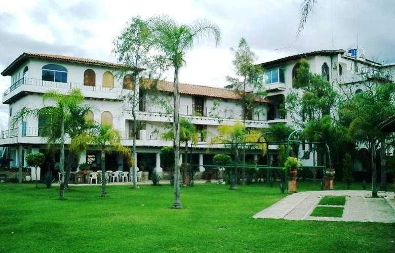 Hacienda la Puerta de Enmedio - Hotel - 0