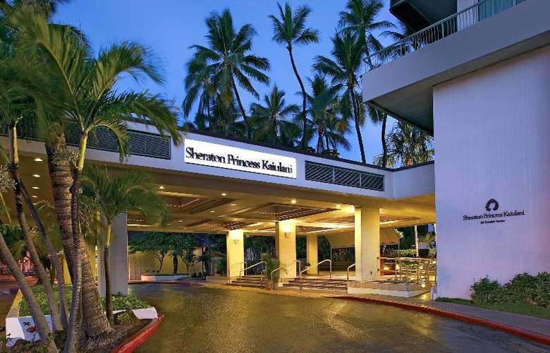 Sheraton Princess Kaiulani - General - 1