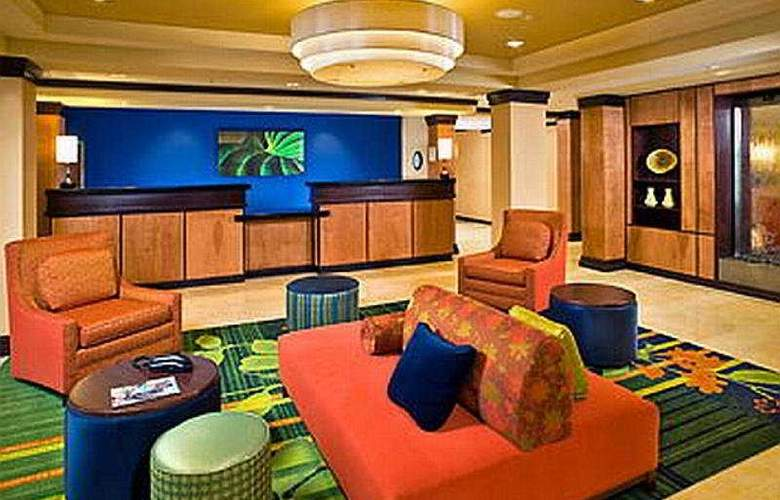 Fairfield Inn and Suites Fort Lauderdale Airport - General - 0