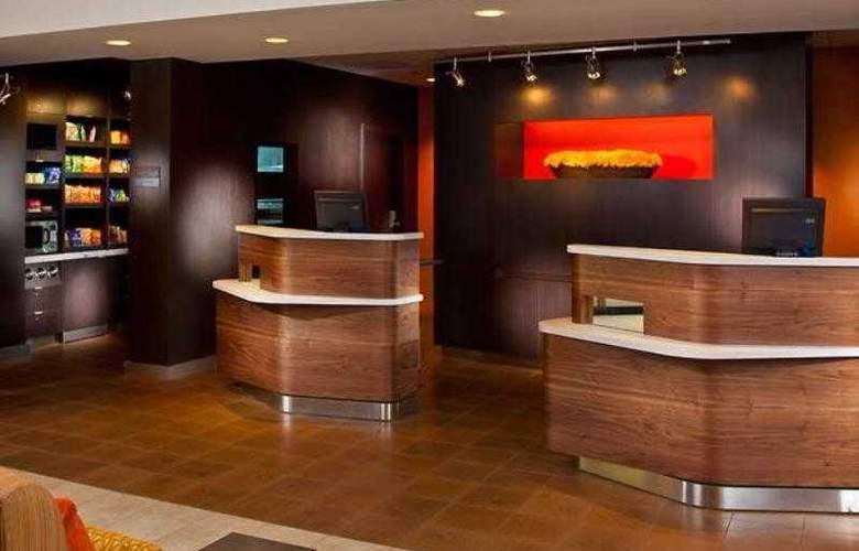 Courtyard Memphis Airport - Hotel - 12