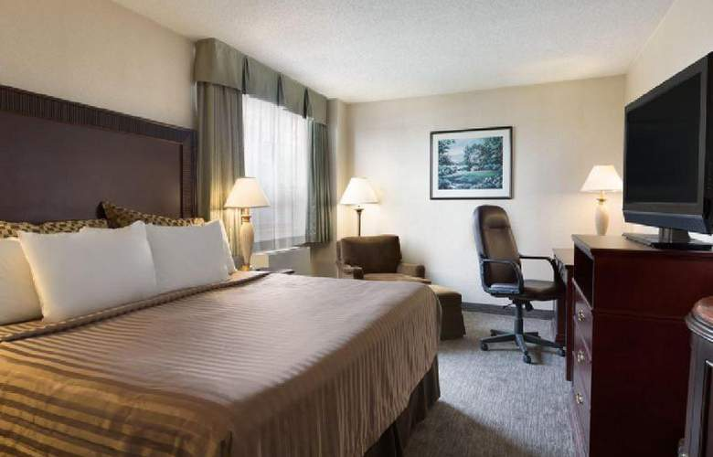 Travelodge Hotel Vancouver Airport - Room - 9