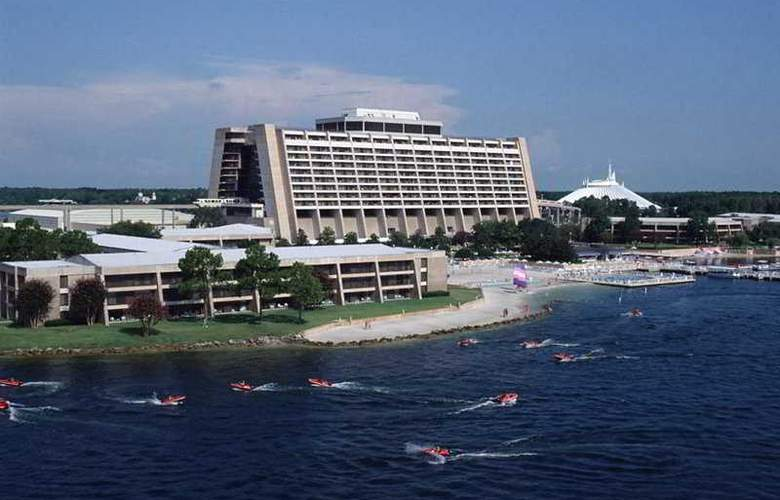 Disney's Contemporary Resort - Hotel - 0