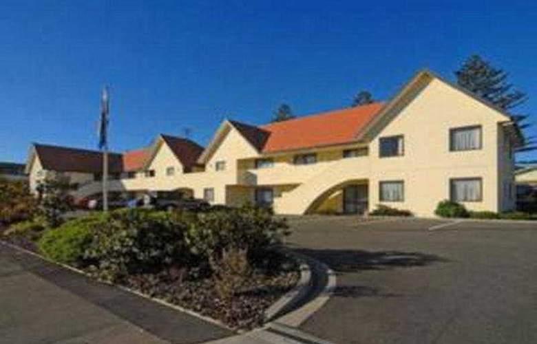 Bella Vista Motel Napier - Hotel - 0