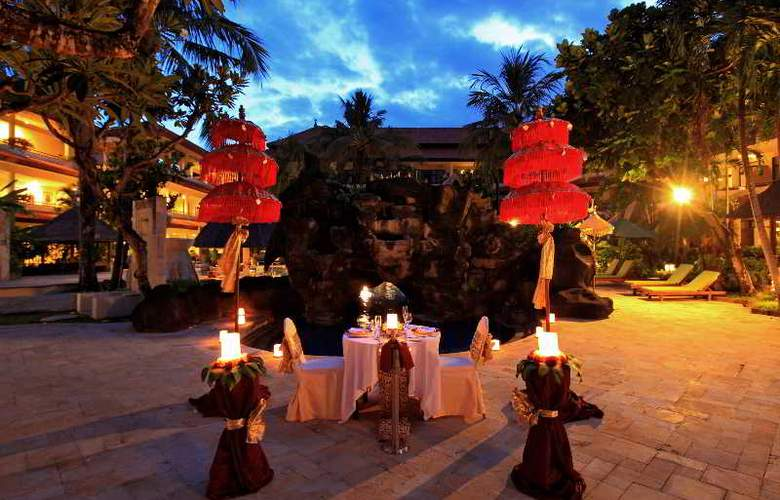 The Tanjung Benoa Beach Resort - Restaurant - 40