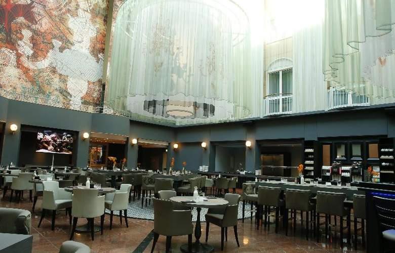 Radisson Blu Hotel Bremen - Restaurant - 20