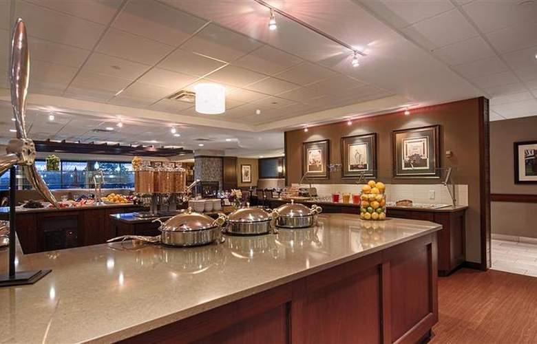 Best Western Port O'Call Hotel Calgary - Restaurant - 120
