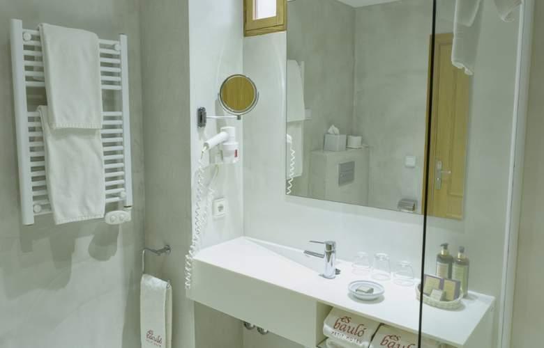 Es Baulo Petit Hotel - Room - 8