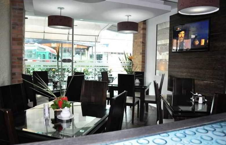 Hotel Santafe Real - Restaurant - 3