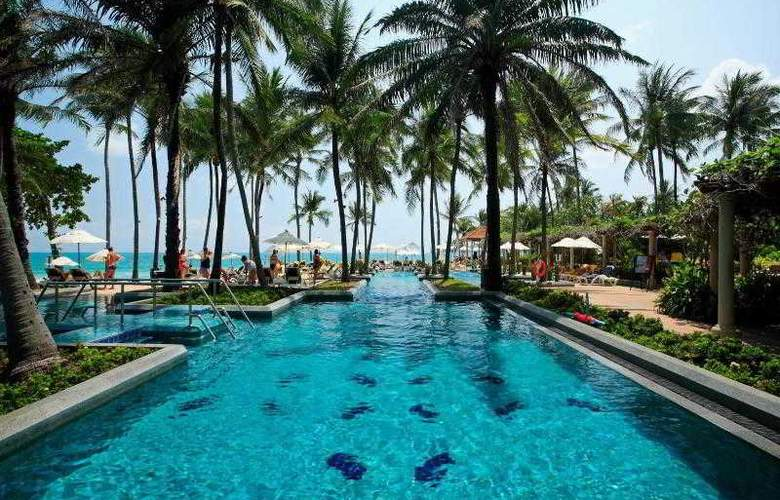 Centara Grand Beach Resort Samui - Pool - 45