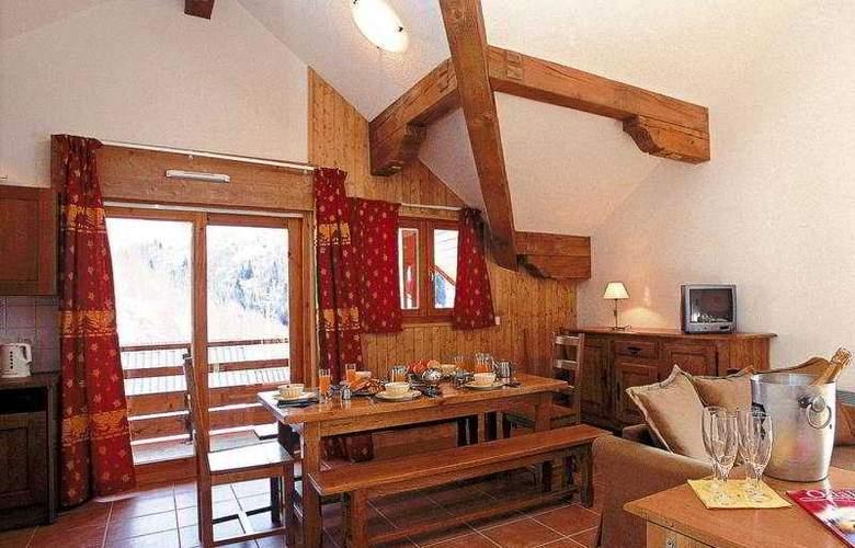 Résidence La Cascade de Vaujany - Room - 2